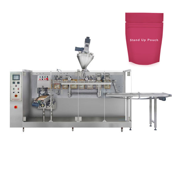 automatic teabag packing machine with filter paper