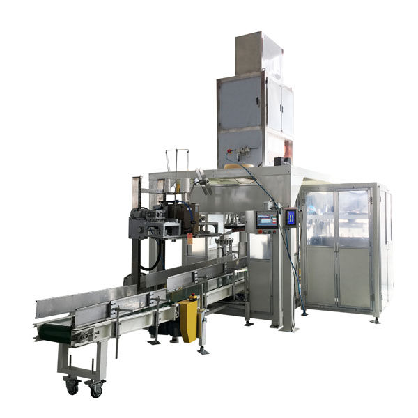 desiccant packing machine with three/four side sealing