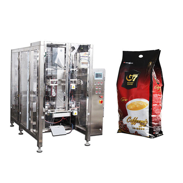 double-auger automatic powder filler machine | vtops-pdh - powder fillers