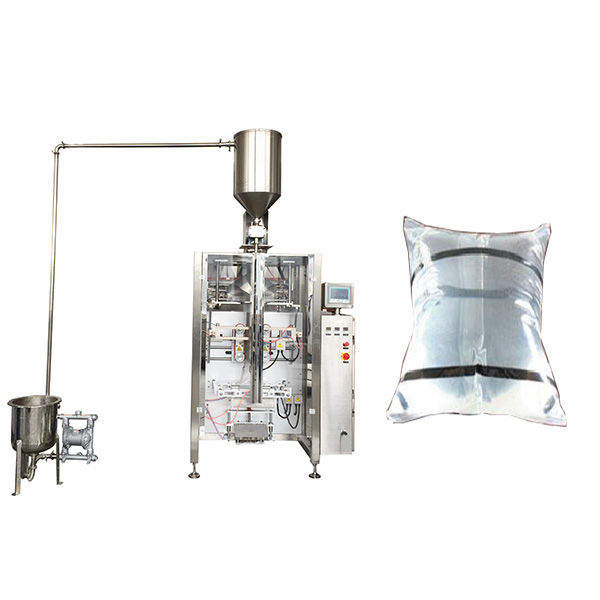 china vertical ffs packaging machine with multihead weigher - china puffed food packaging machine, snack packing machine