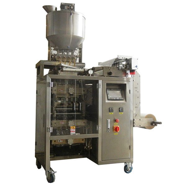 efficient 3 side seal packaging machine - qualipak machienry.com