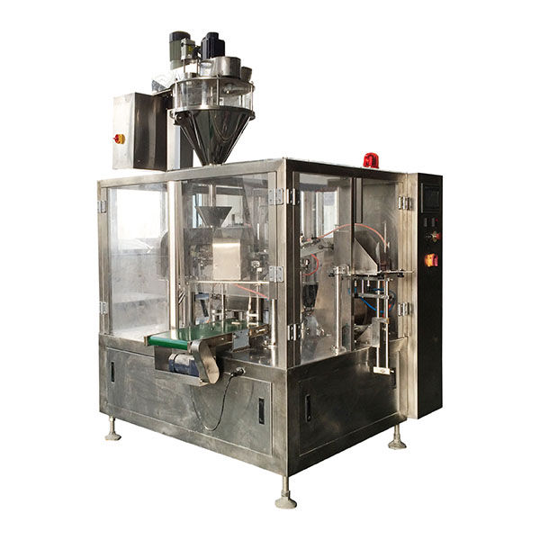 filter paper tea bag packing machine