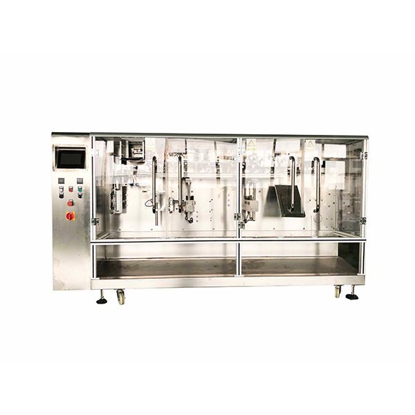 bespacker xbg-900c automatic rotary coffee nespresso and k cup filling and sealing packing machine, view filling sealing machine, bespacker ...
