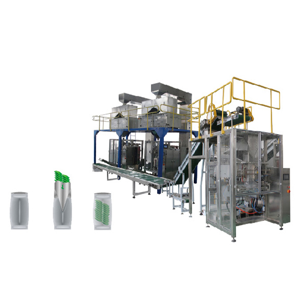 spout pouch filling machine - spout pouch filling and capping machine manufacturer from mumbai