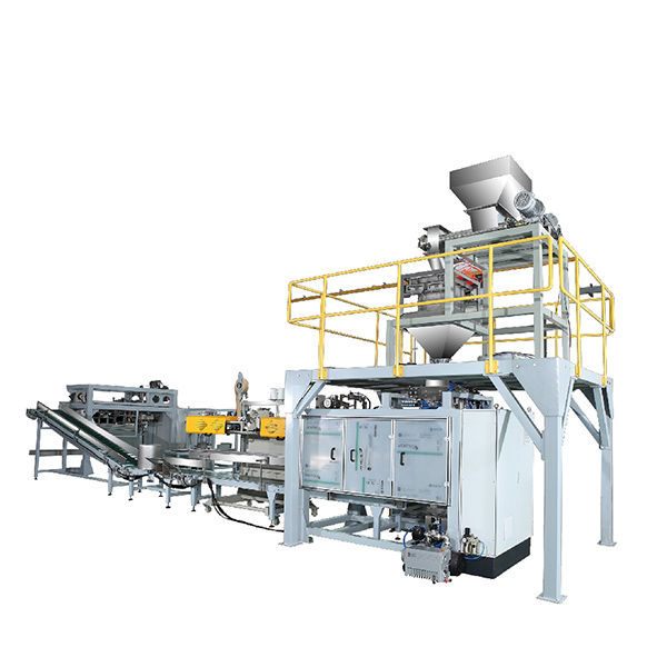 tea seed bag quantitative packaging machine.