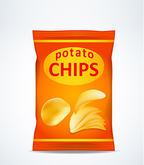 P01 S05 pic5 6 crisps and pouch in the solid pouch packing application