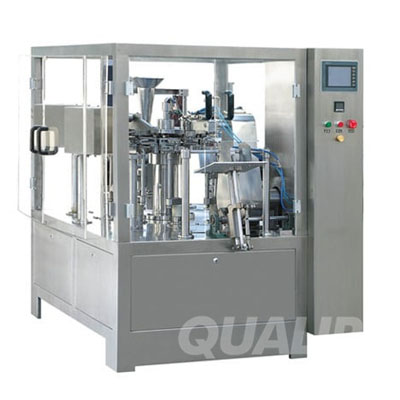 Rotary Pre-made Bag Packaging Machine